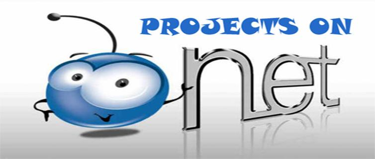 asp dot net projects
