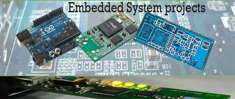 Embedded Projects ECE, IEEE Embedded Project ECE Ideas | CITL